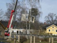 The new way of erecting a house
