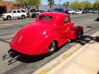 Hot Rod Willys