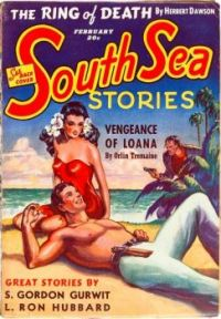 South Sea Stories February 1940