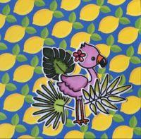 A tropical card