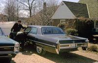 My dad and his 1965 Cadillac Calais