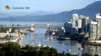 Vancouver British Columbia Canada 150 years