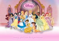 Any one can be a princess