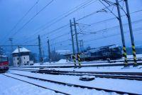 nádraží Děčín
