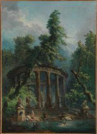 """The Bathing Pool"" (1777-1780)"