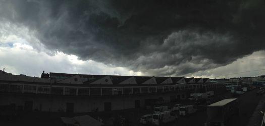 Copenhagen: Storm is coming