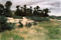 Félix Vallotton, 1904 Temps gris, Varengeville