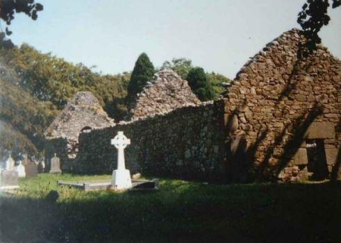 Killeavy Old Church, Ireland