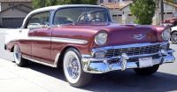 1956 Chevy Bel Air hardtop sports sedan