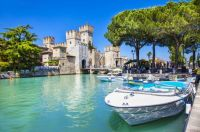 Scaliger Castle - Sirmione, Italy