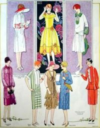 Fashions for Young Flappers 1926