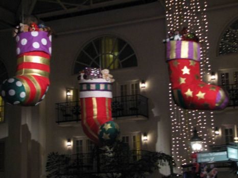 Gaylord Opryland @ Christmas