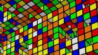 Rubik's Cube Gone Wild