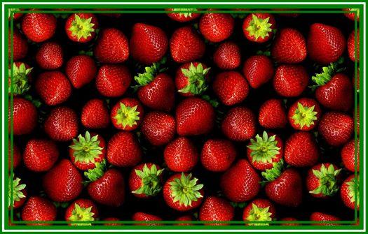 Strawberries - Challenger level!