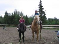graduating horse camp