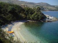 Another bay in Kassiopi