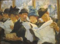 Francis Luis Mora, Morning News (1911)