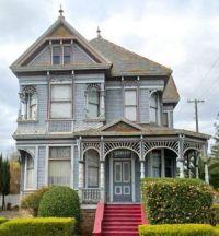 1892 Victorian Home in Napa CA