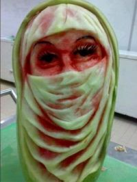 Watermelon art 1