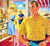 Themes Vintage ads - Arrow shirts