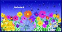 April Showers!