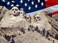 In honor of our past 43 presidents ... long live the USA!