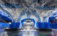 Centralen station, Stockholm metro, Sweden