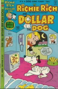 Richie Rich and Dollar Dog