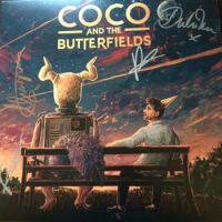 Coco and the Butterfields album cover