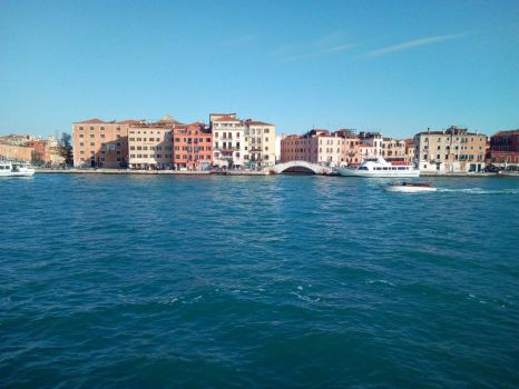 Where to? - To Venice!