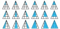 18 triangles