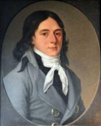 Potrait of Camille Desmoulins