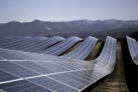 """Forget coal, solar will soon be cheaper than natural gas power."""
