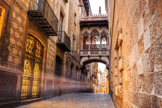 Image result for barrio gotico barcelona