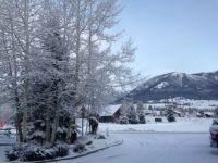 Snowy Montana