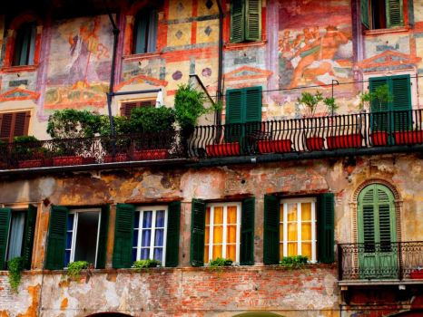 Colors of Verona
