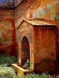 The House of the Small Fountain, Pompeii