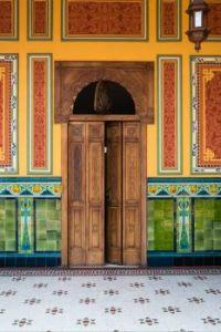 A Door in Mexico