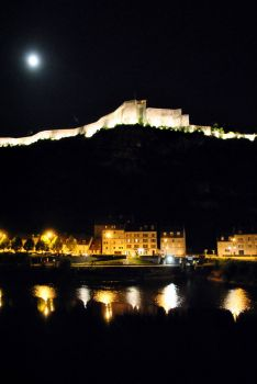 Citadelle by night