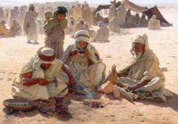 "Thomas Sheard, ""The Arab Blacksmith"""