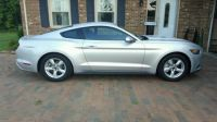 2015 Mustang when it was new