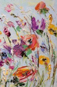 Wild Flowers (Smaller Version)