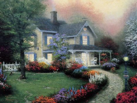Charming House 4