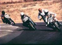 Sears point. 1978,100cc Kawasaki