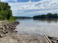 Missouri River Boat Ramp