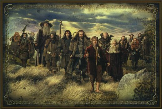 229- The company of Thorin Oakenshield