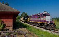 Indiana Northeastern RR GP40-2 2000
