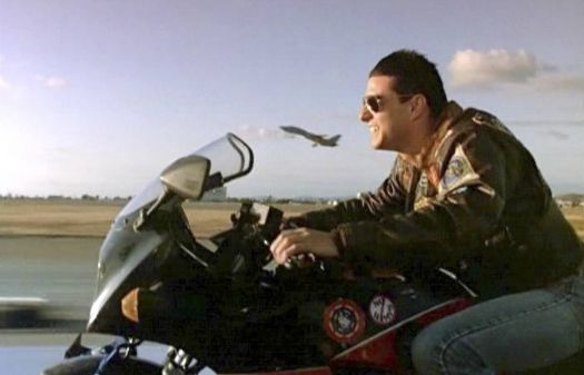 Tom Cruise- Top GUn