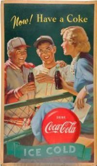 vintage: Coca Cola