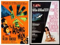The Atomic Man ~ 1955 and Suddenly Last Summer ~ 1959